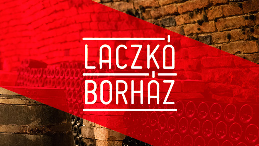 Laczkó Winery visual identity