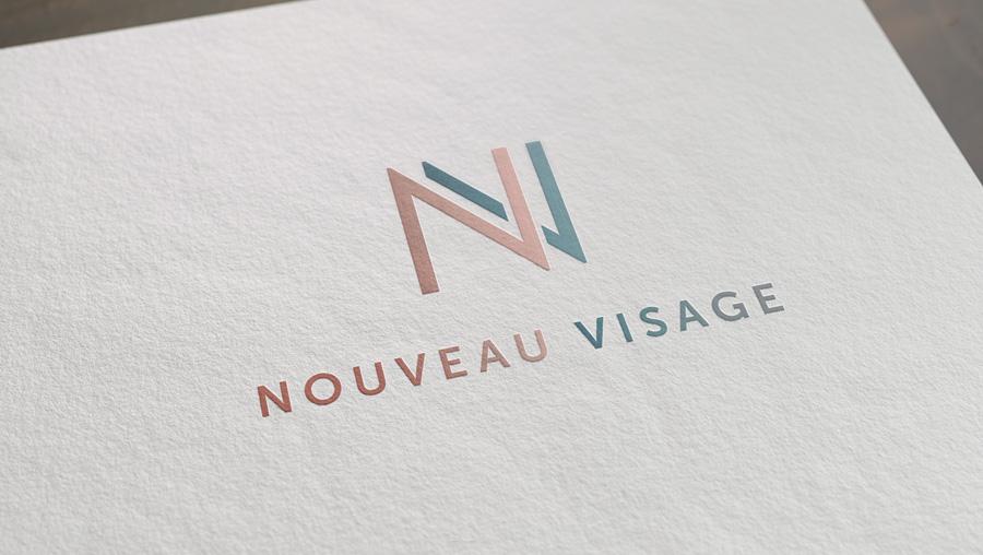 Nouveau Visage logo